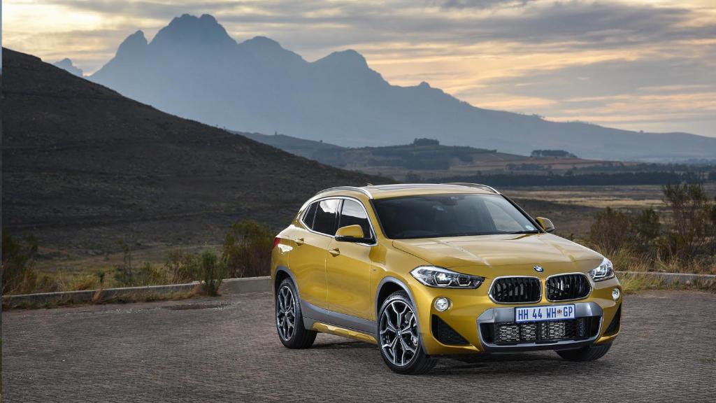 Don't conform to the norm. The #BMW #X2.
