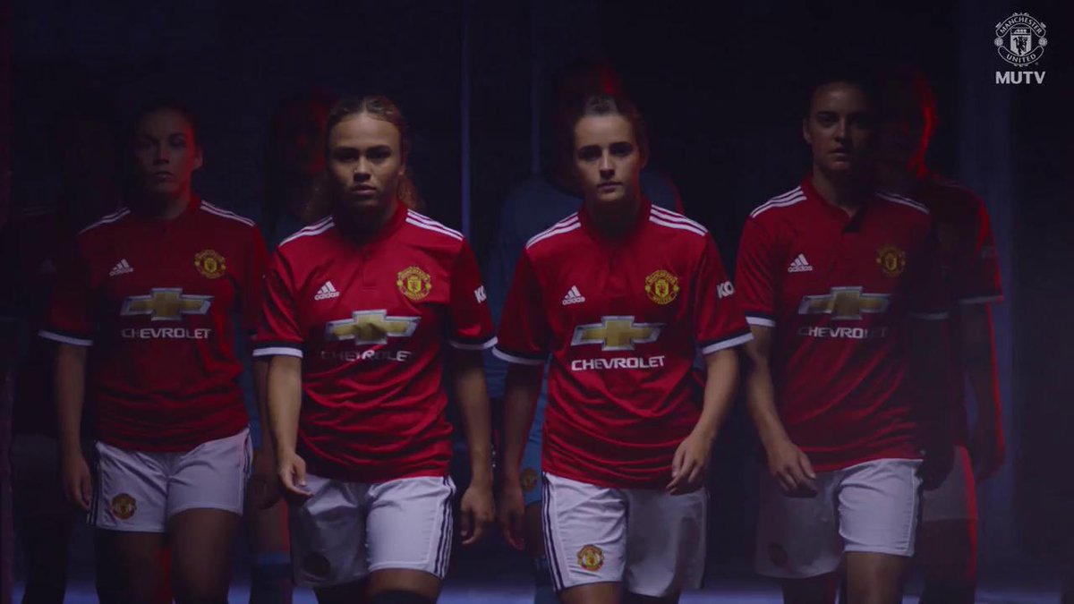 Today's the day! Live coverage of #MUWomen v London Bees begins on #MUTV at 13:45 GMT: http://manutd.co/28g
