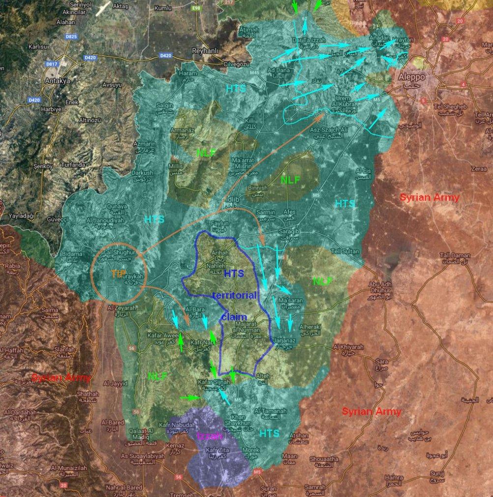 Syrian War: News #19 - Page 6 DwP3debXgAExITD