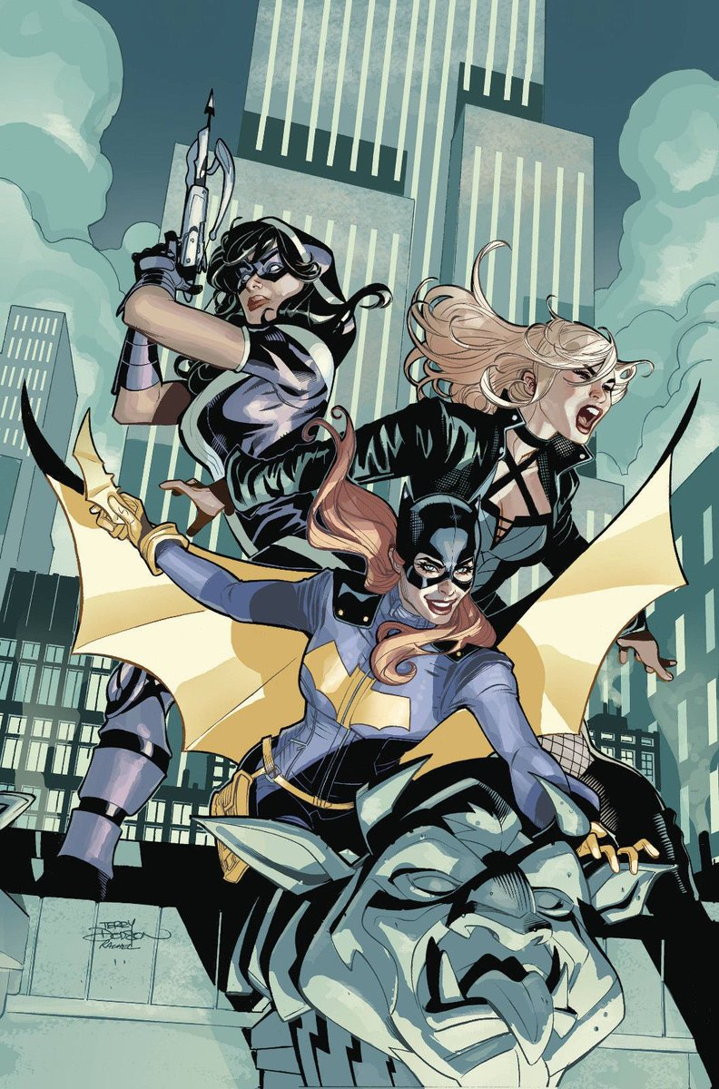 Harley Quinn Updates On Twitter I Like To Think That Birds Of Prey Could Set Up A Gotham Centric Miniverse Which Could Open Up Potential For Gotham City Sirens A Solo Bop Movie