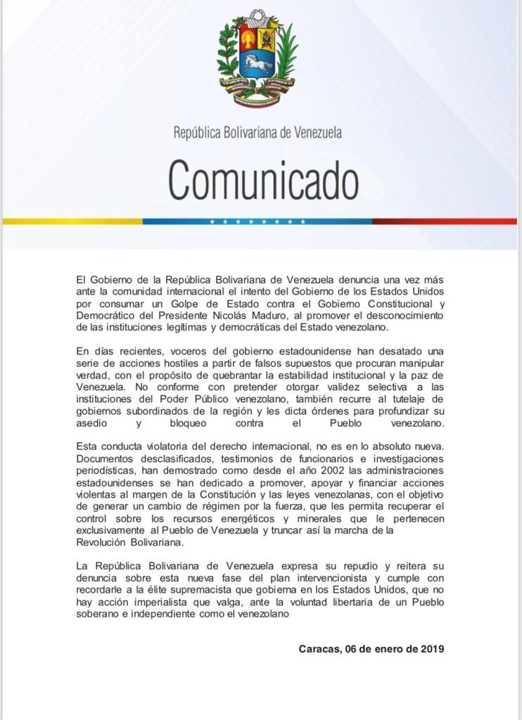 Tag 10ene en El Foro Militar de Venezuela  DwPCqTIXcAAmLHB
