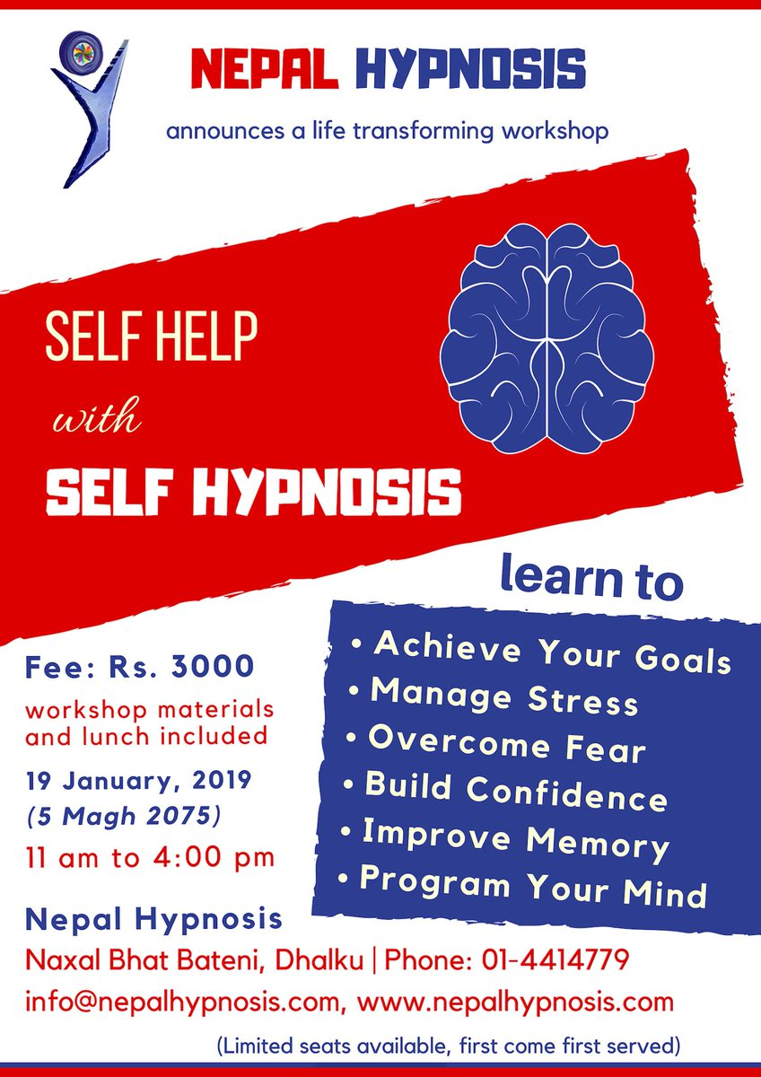 Hypnotherapy Self Help