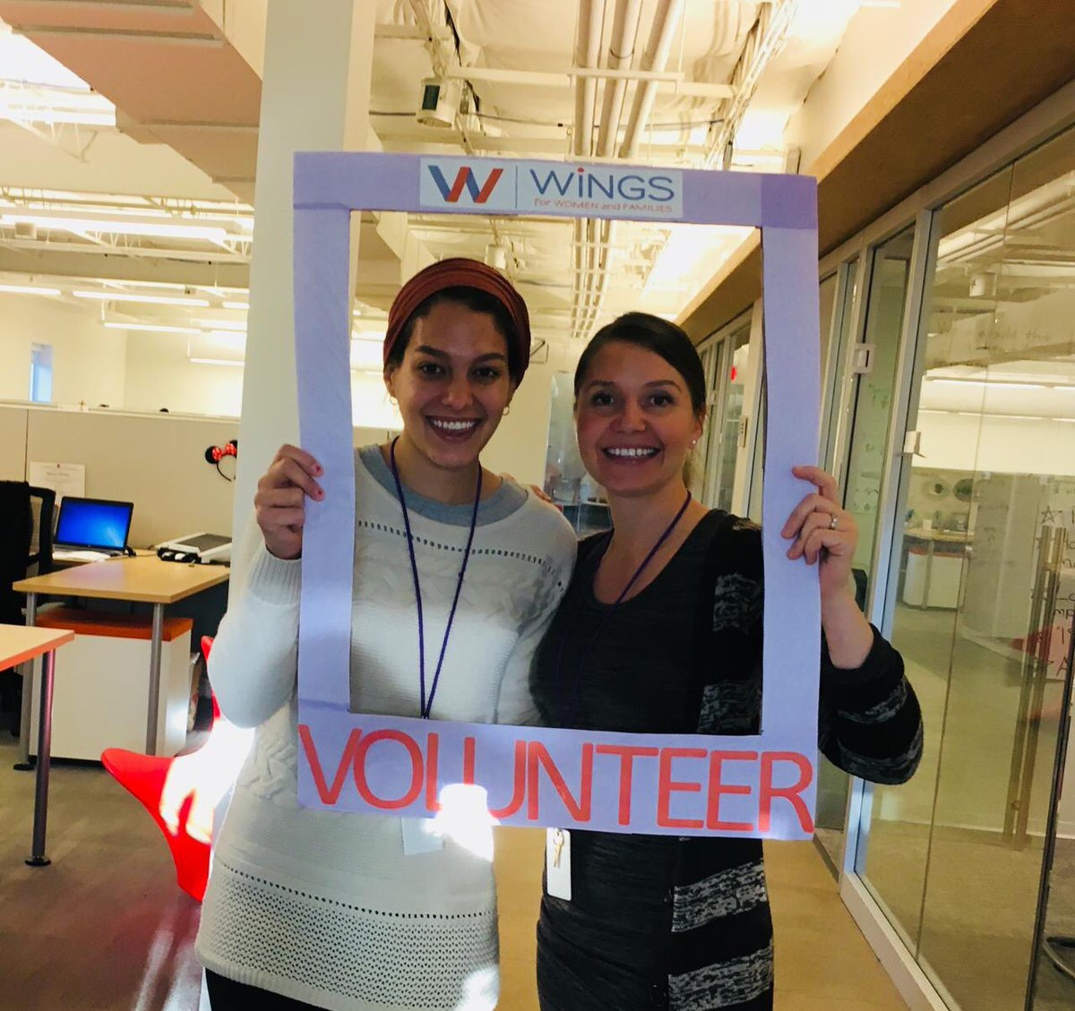 test Twitter Media - Make volunteering one of your New Year's Resolutions! WiNGS has opportunities for Small Business Experts, Financial Coaches, Outreach Specialists, WiNGS Ambassadors and much more. Connect today! volunteer@wingsdallas.org   #empowerwomen #fightpoverty #WiNGSVolunteers https://t.co/Ot8njU1dwN