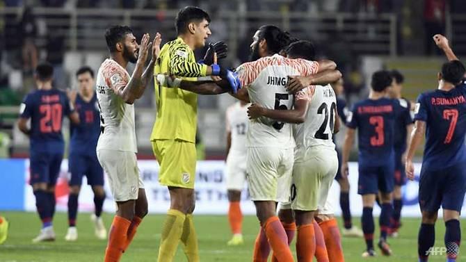 Video: Thái Lan vs India