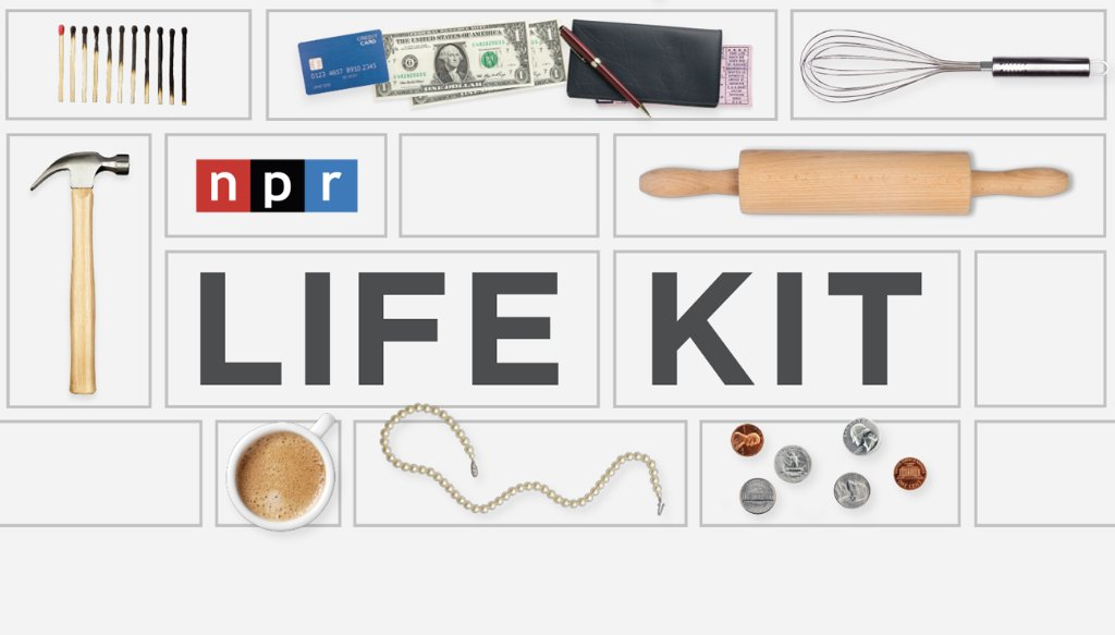 How to's for everyday life. Life Kit from @NPR gives you the practical information needed to navigate both big and small decisions. https://apple.co/2BX5Dbq