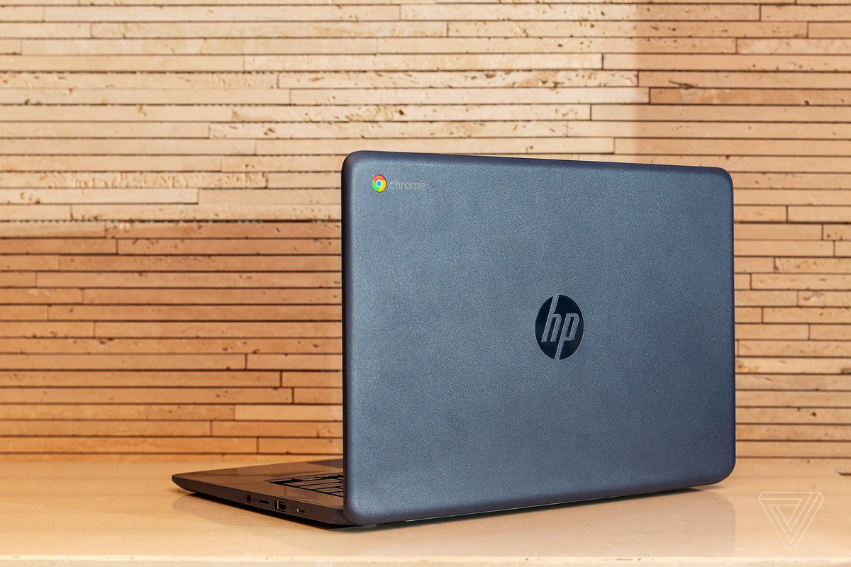 HP unveils world's first Chromebook with AMD processors