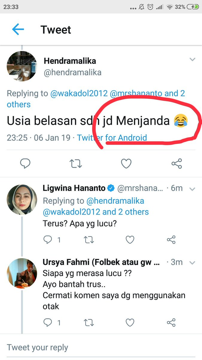 Ligwina Hananto On Twitter Some Kids Tweeted Ngatain Janda Sambil Emoticon Ketawa Pas Gw Tanya Jawabannya Menjelaskan Arti Harfiah Dari Kata Janda Bahkan Gak Mengaku Kl Mereka Sdg Menertawakan Tante Bilangin Ya
