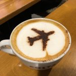 Image for the Tweet beginning: Costa coffee Abu Dhabi airport