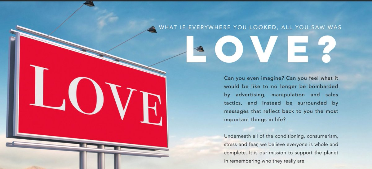 Love this concept. #LoveOnEveryBillboard https://www.loveoneverybillboard.com  And it's also in #STL: https://www.gofundme.com/love-on-every-billboard-st-louis-campaign …