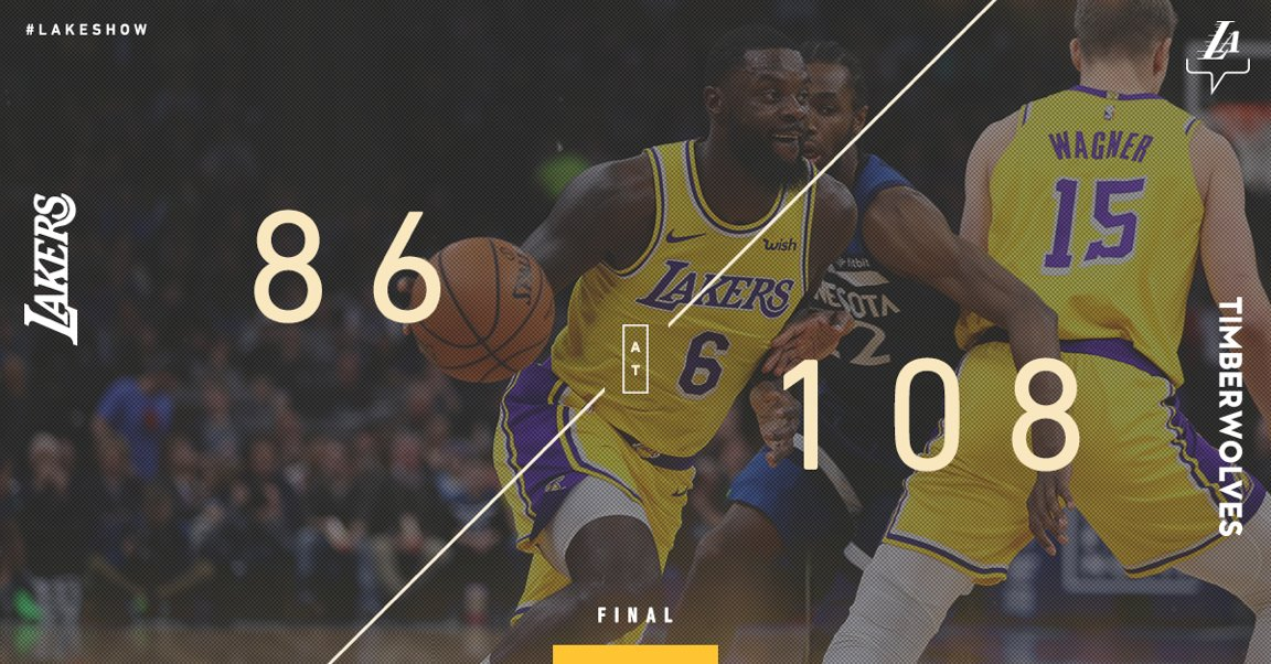 9407a74c8 Los Angeles Lakers on Twitter