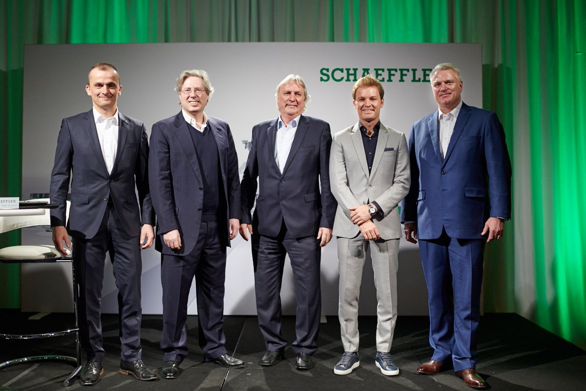 Schaeffler Group Schaefflergroup Twitter Empi Turn Signal Wiring Diagram Get Free Image About Over 100 Journalists Attended The Event We Announced Sop Of Bio Hybrid And Technical Cooperation With Nico Rosberg On Future Development