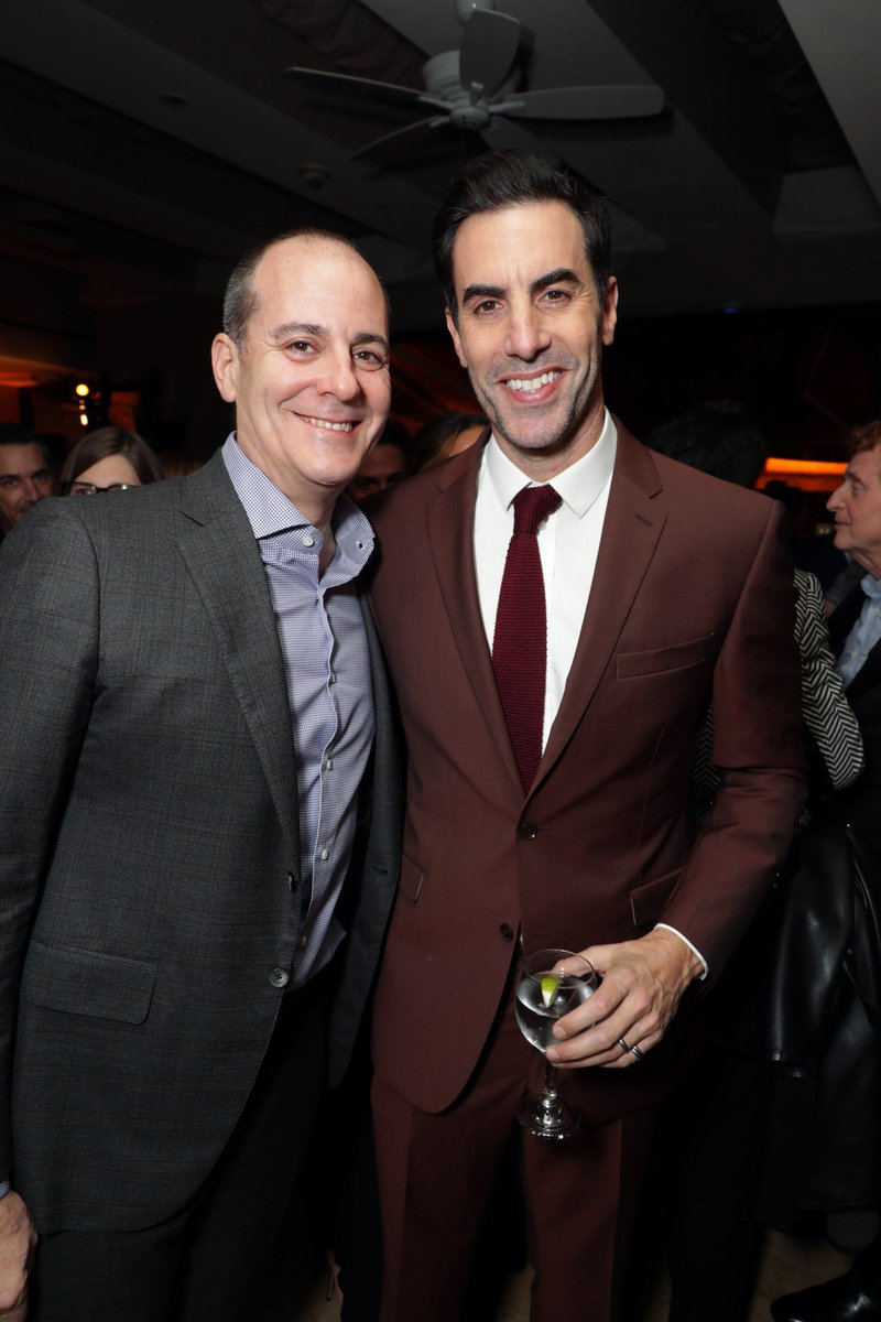 Showtime On Twitter Sachabaroncohen And Chief Creative Officer