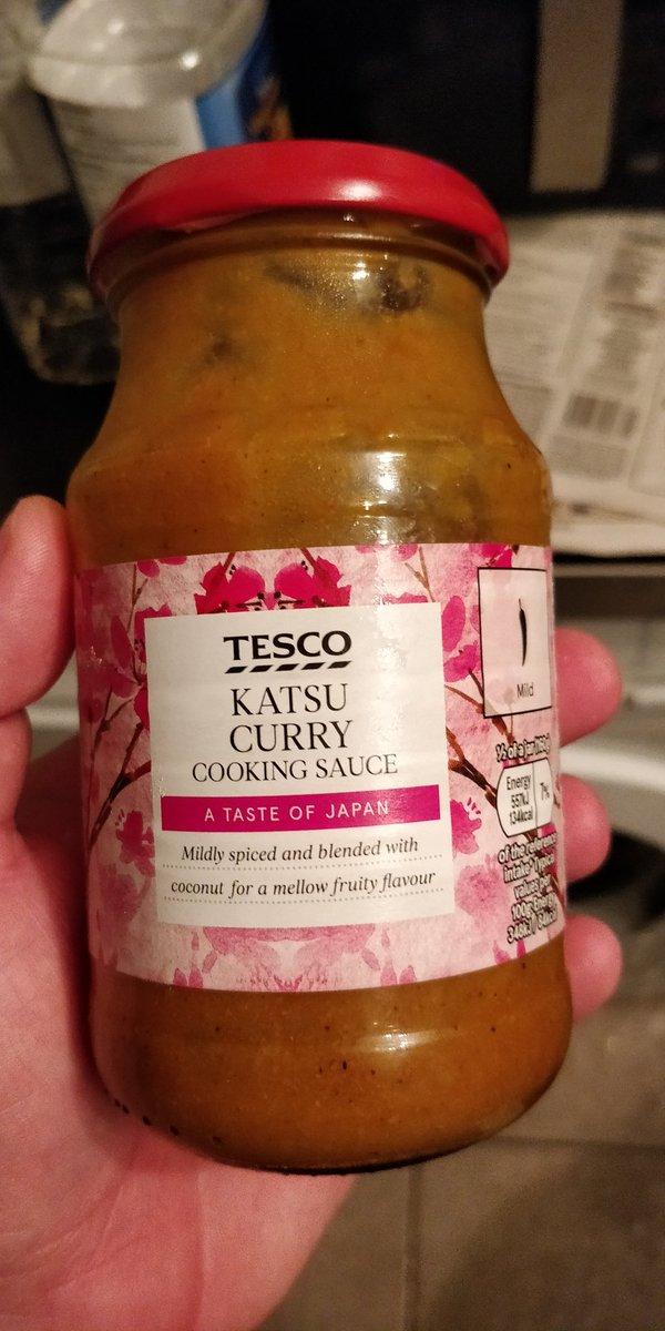 Adam Cailler On Twitter Worst Katsu Curry Sauce On