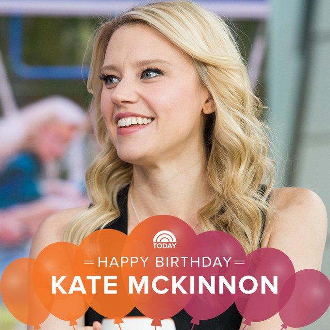 Happy 35th birthday, Kate McKinnon!