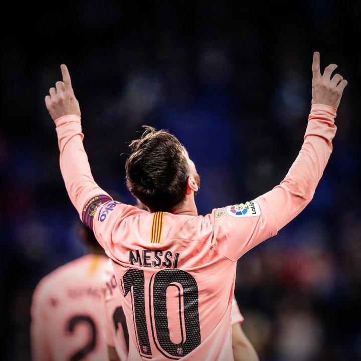 New year, same Messi 👑