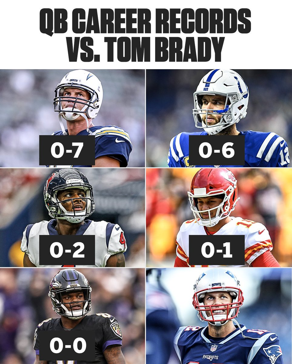 This Tom Brady AFC Playoffs' Stat Is Ridiculous