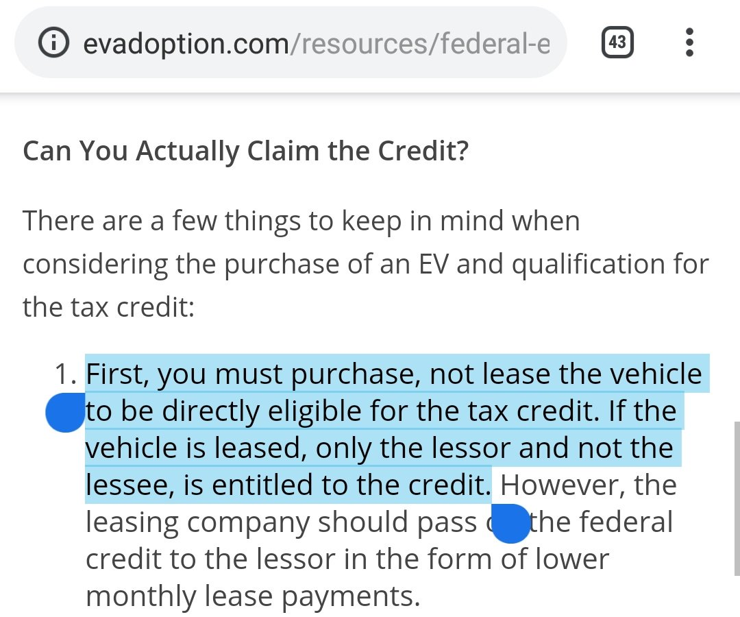 See Also Https Cars Usnews Trucks How Does The Electric Car Tax Credit Work