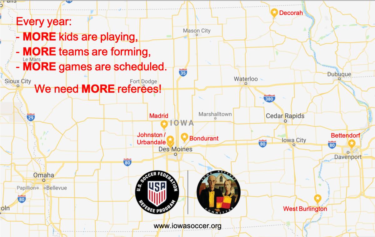 238151984 IA Soccer Referees ( IASocRef)
