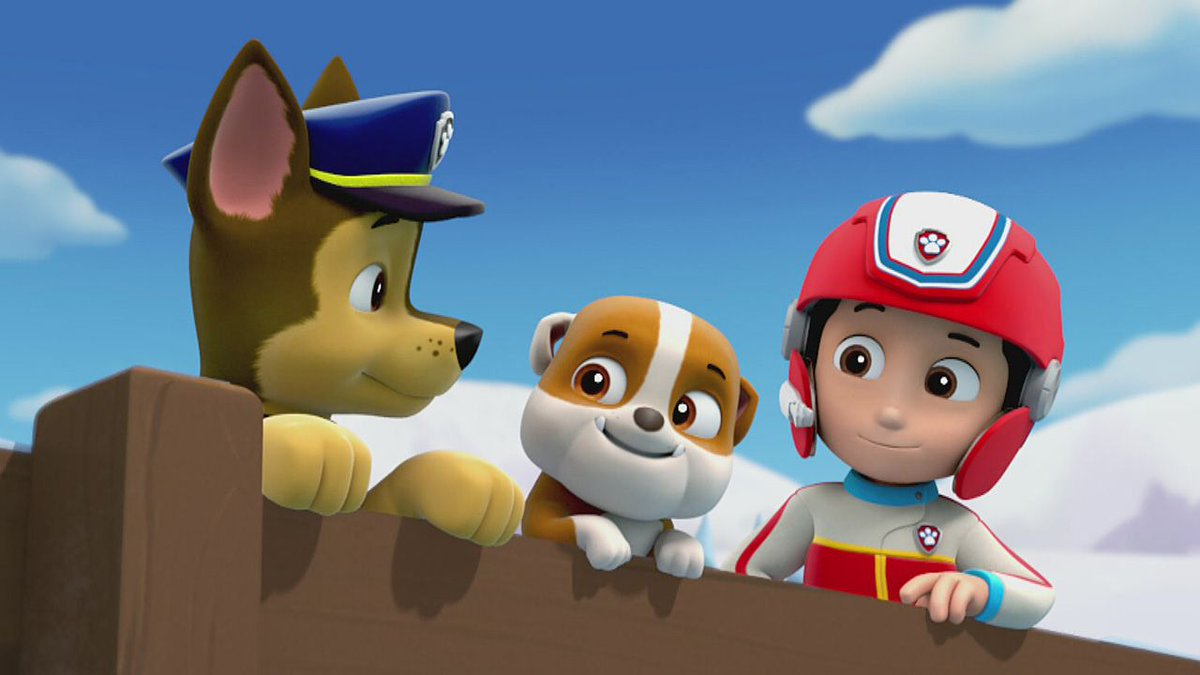 Paw Patrol Critic on Twitter: