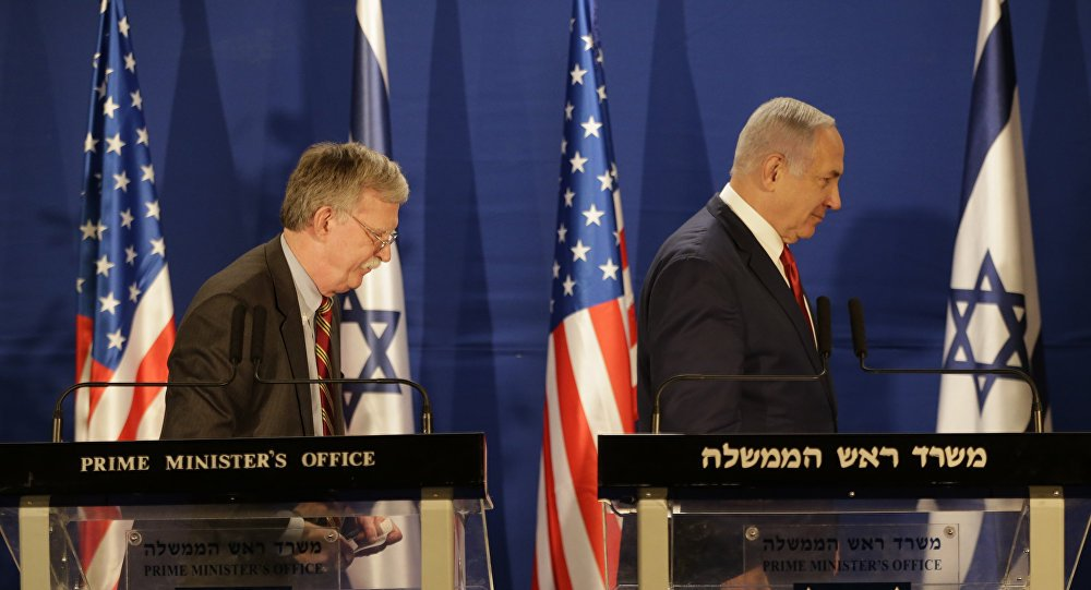 #Bolton reassures #Netanyahu of #US support for Israeli right to self-defense https://t.co/LyqeCcdczk #Israel