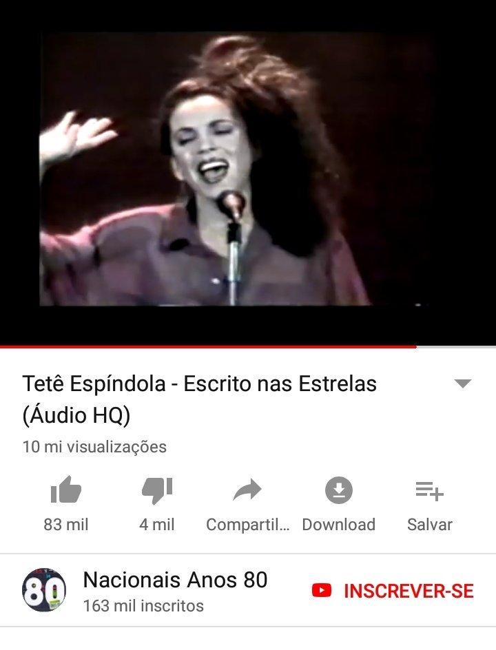 ESPINDOLA NAS ESCRITO ESTRELAS BAIXAR TETE