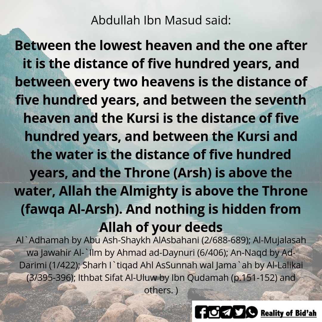 "Reality Of Bid'ah on Twitter: ""Our second post of a range of ..."