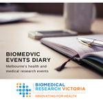 Do you want to appear in #BioMedVic's online calendar? Submit your #event here and it will soon appear in the Events Diary section: https://t.co/SZhBggPdWX