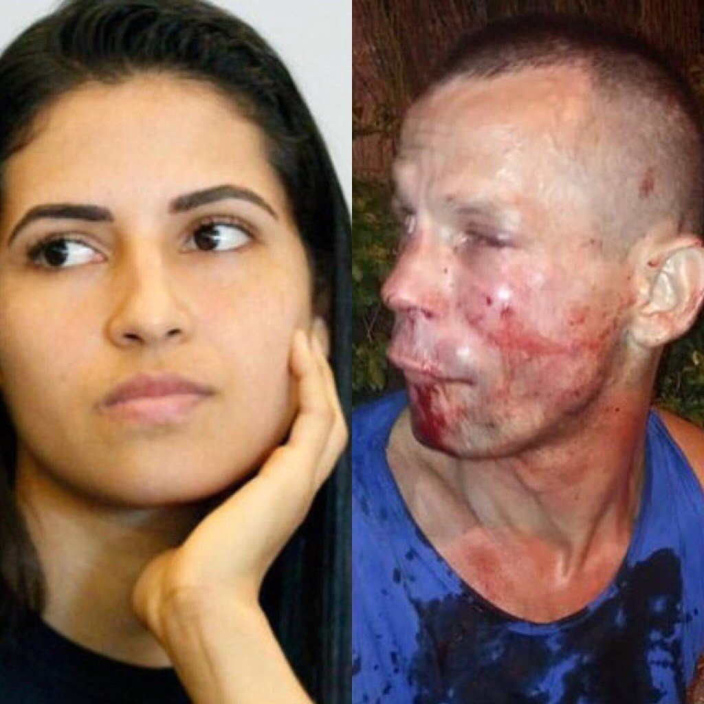 UFC's Polyana Viana fights off man who attempted to robher wmmarankings.com/ufcs-polyana-v…