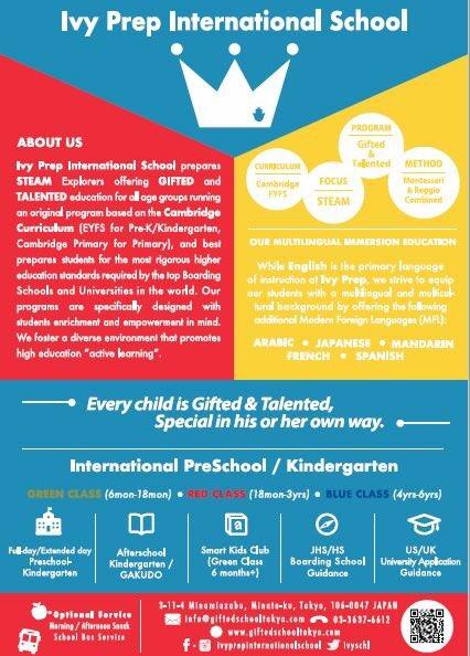 #preschool #tokyopic.twitter.com/SocEwYC7ZF – at IVY Prep International School