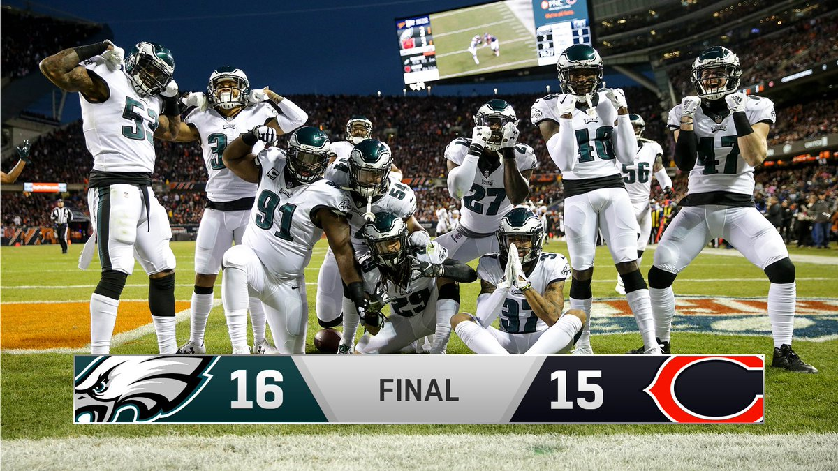 MOVING ON!  #FlyEaglesFly