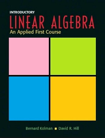 slader linear algebra and its applications 5th edition