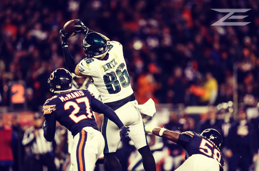 We're just getting started! #FlyEaglesFly