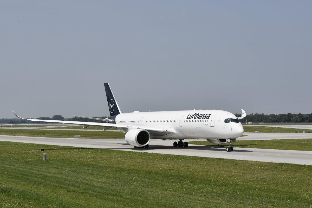 Deutsche Lufthansa's photo on Metern