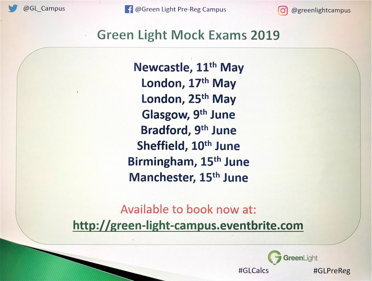 Green Light Campus on Twitter: