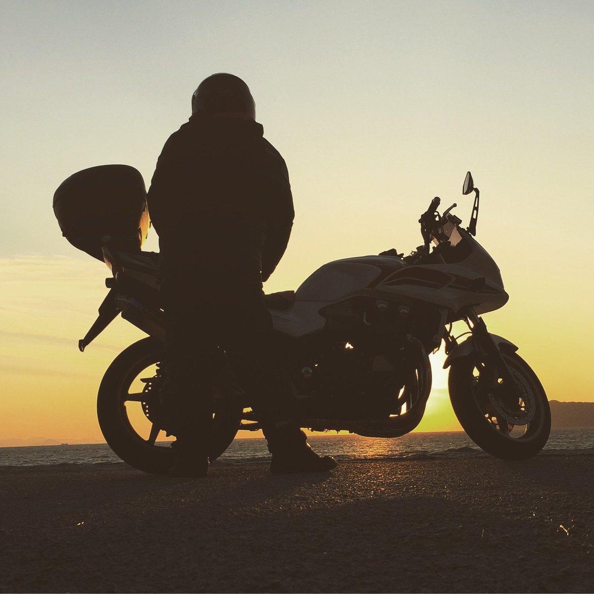山口県光市虹ヶ浜の夕陽