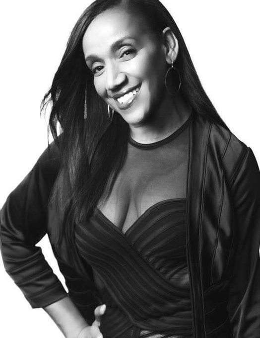 Happy Birthday Kathy Sledge of Sister Sledge! 12/6/59 May God bless you with many , many more!