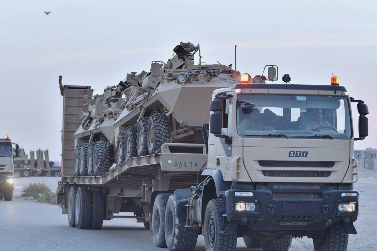 أول قرار لوزير الحرس الوطني السعودي الجديد: قوات عسكرية تتحرك جنوبا DwTKy_8X4AAzzcV