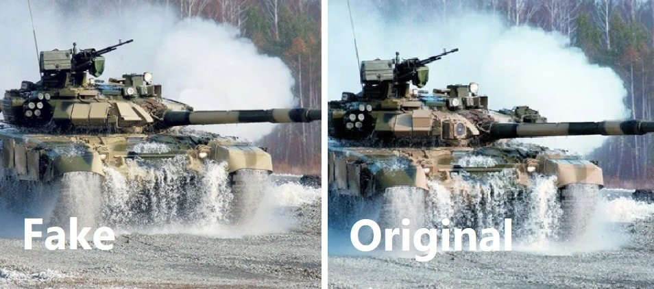 Rosoboronexport الحكوميه الروسيه تنشر صور مزيفه لدبابات T-90 على موقعها الرسمي  DwTUpjRXcAAxkD6