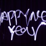 Image for the Tweet beginning: Happy New Year and best