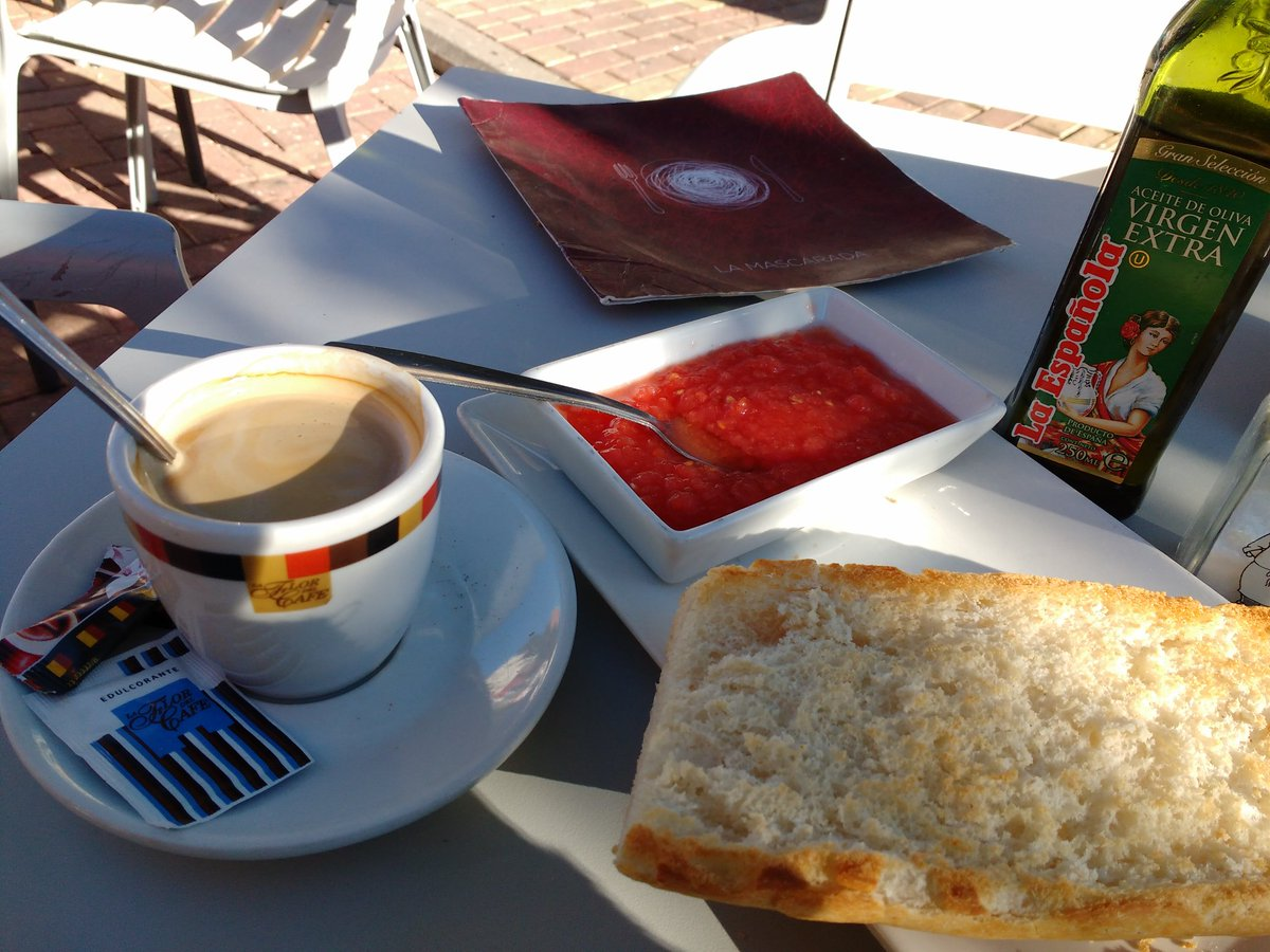 Vecina D Majadahonda On Twitter Hoy Desayunando En La