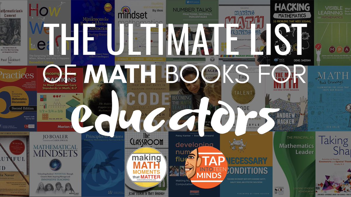 Kyle Pearce On Twitter Post Pdf The Ultimate List Of Math