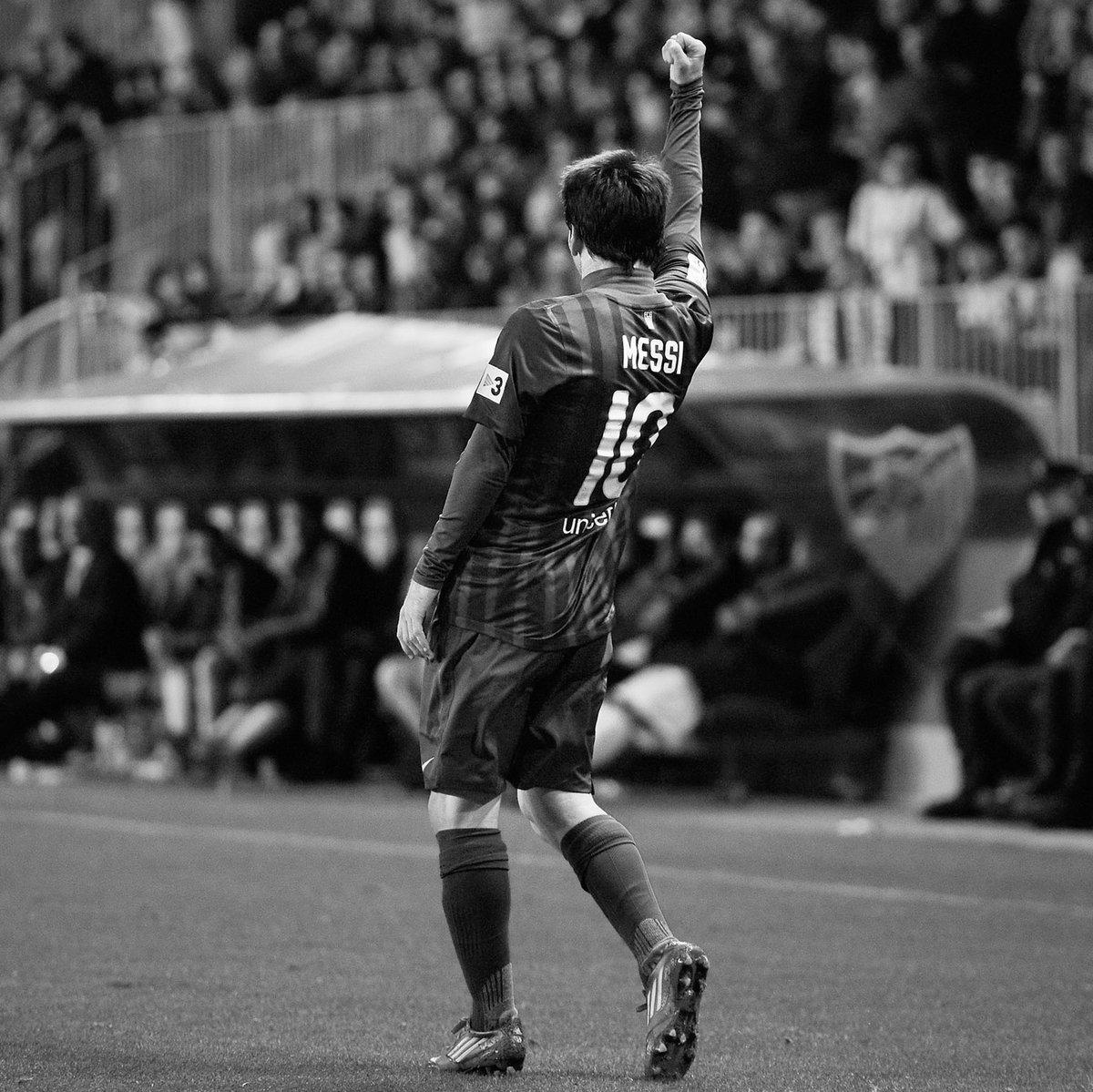 3⃣9⃣9⃣⚽️   Leo #Messi = Bester Torschütze in der Geschichte von @LaLiga 🇪🇸  #UCL