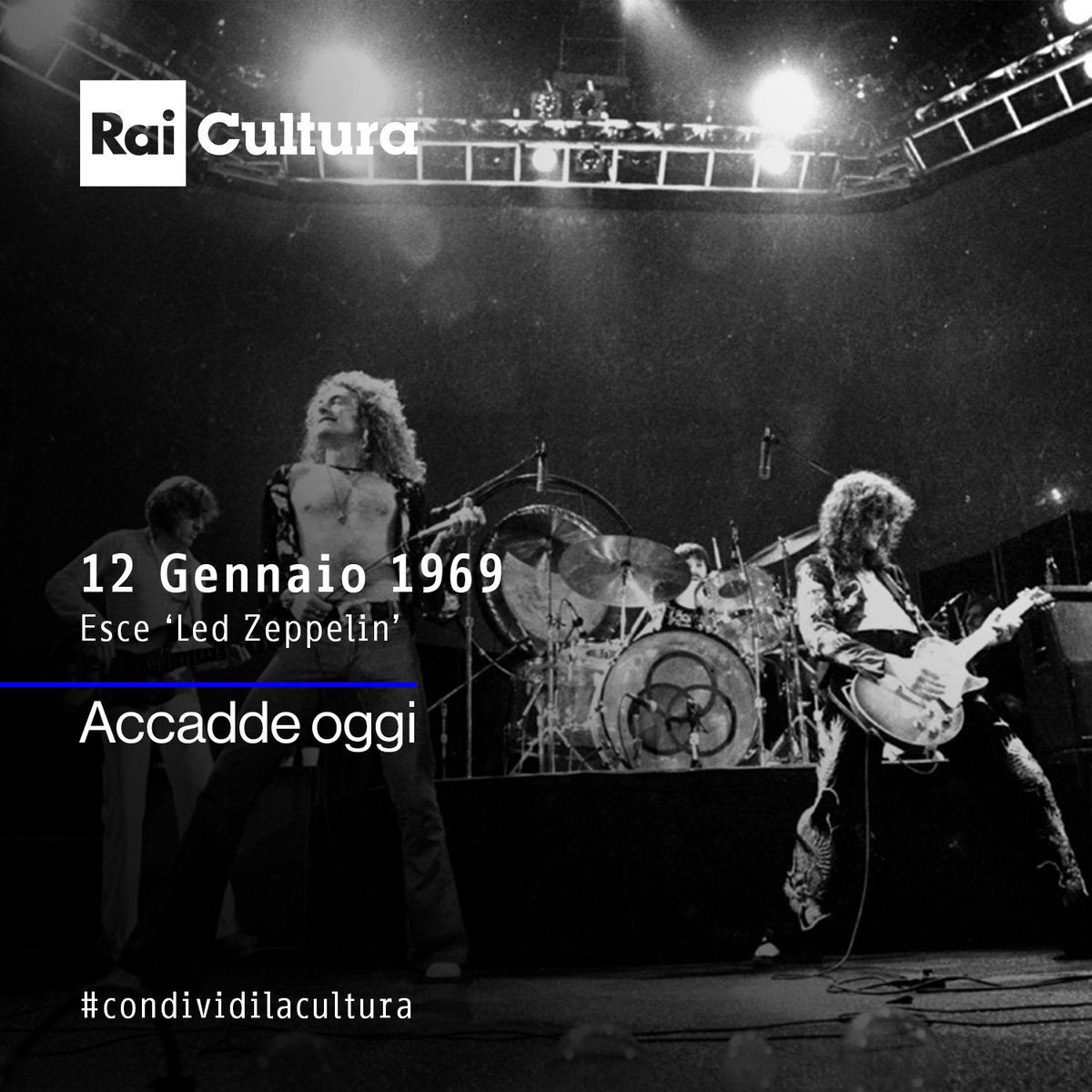 Rai Cultura's photo on #12gennaio