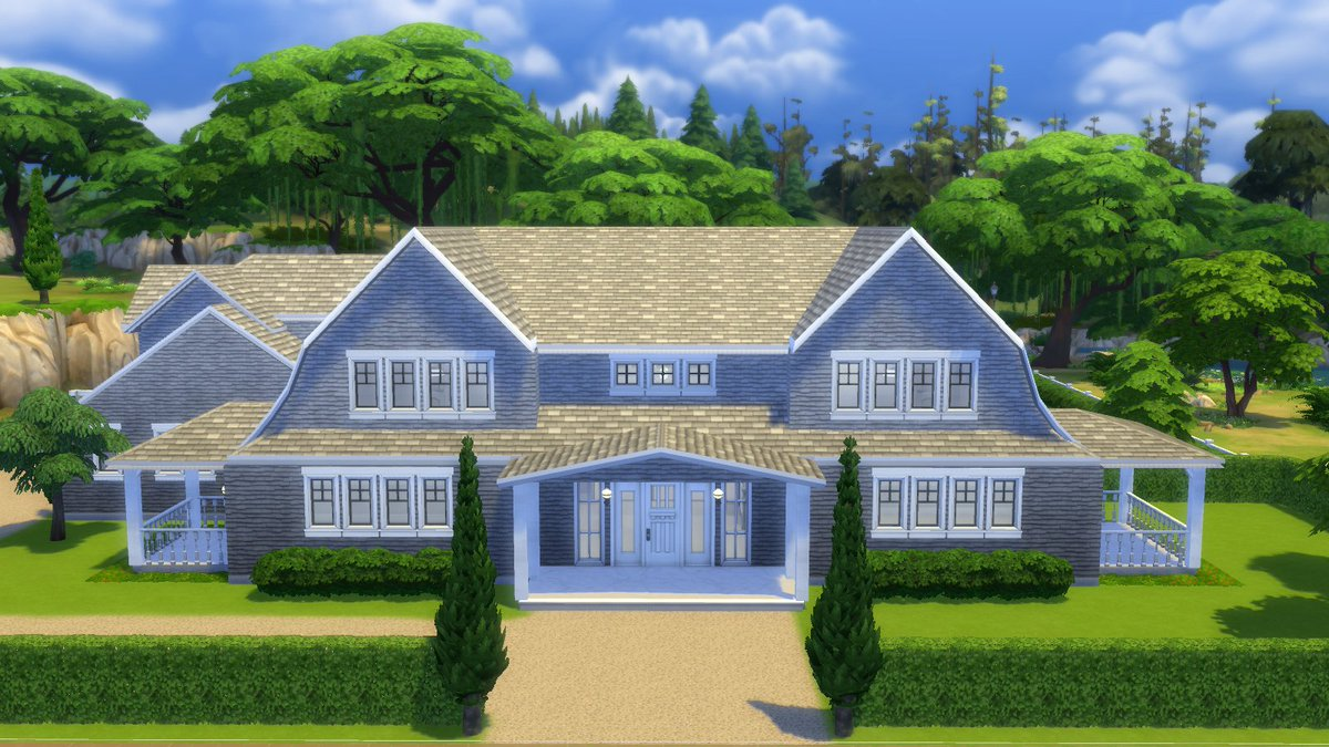 sims4house hashtag on Twitter