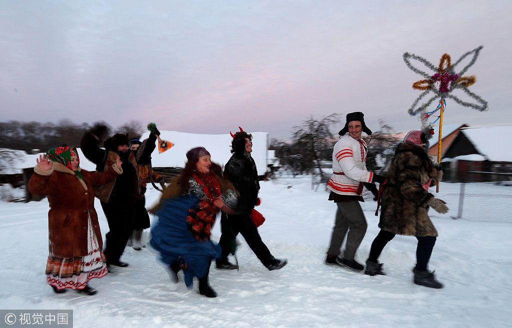 By Photo Congress || Pagan Holidays January 2019