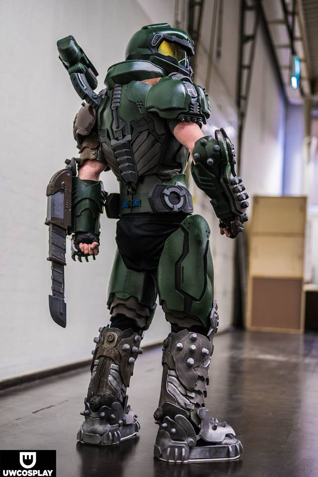 Doom On Twitter Straight Up Cosplay By Tomvdcr Photos By Uwcosplay