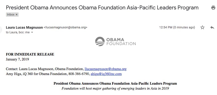 Obama, still trying to execute the pivot to Asia