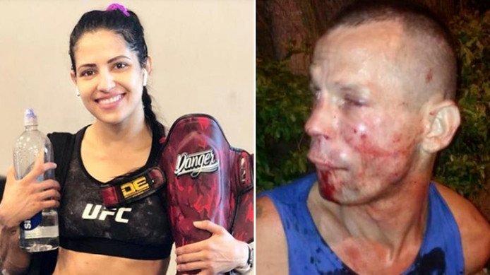 test Twitter Media - Overvaller wil smartphone stelen, maar slachtoffer blijkt MMA-vechtster 😅 https://t.co/3Q7Mbt2mav https://t.co/ZzgzNWtSFo