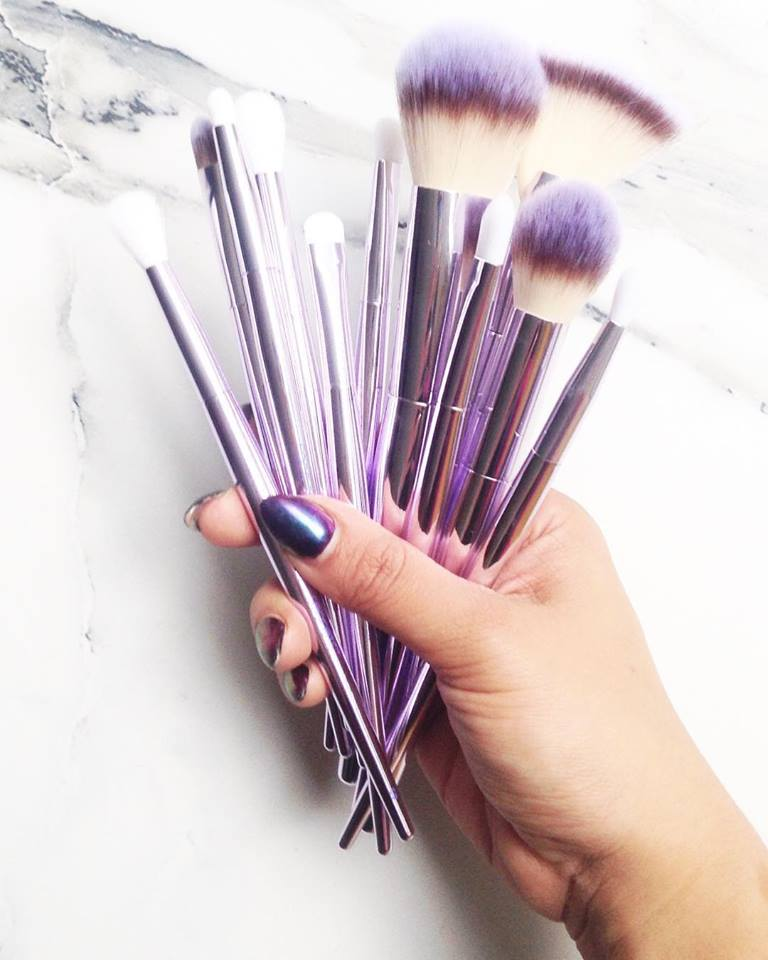 Look as magical as you feel ✨ Tag a friend who needs these mystical make-up brushes from @SallyBeautyUK 🦄💜 #broadstreetmall #mondaymotivation #sallybeauty #brushgoals https://t.co/Ycy5TY6Aak