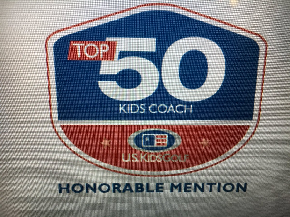 Congrats to Coach Mike Richards, who was recently named to the US Kids Top 50 Kids Coach Honorable Mention list for the 9th time! Last year he made the top 50.